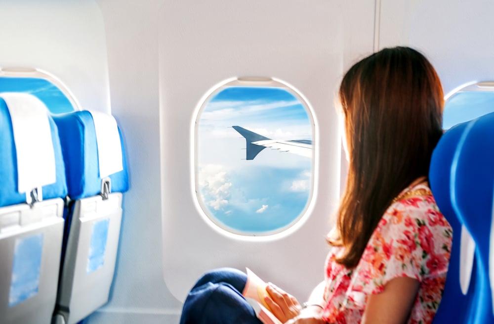 Voyage en avion : comment bien dormir ?